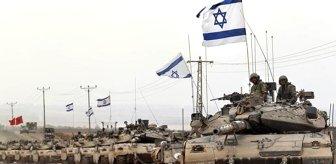 İsrail'de kara harekatı hazırlığı! 9 bin yedek askerin silah altına alınması için onay verildi
