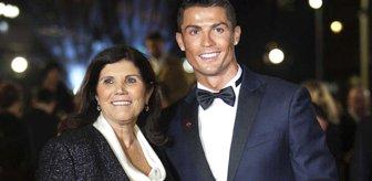 Ronaldo'nun annesi Dolores Aveiro: Oğlum gelecek yıl Sporting formasıyla mücadele verecek