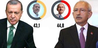Tam da 'Aday olabilirim' çıkışından sonra! Kılıçdaroğlu'nu birinci gösteren tek anket