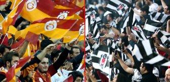 Şampiyonluk maçı öncesi Beşiktaş ve Galatasaraylı taraftarlar sosyal medyada birbirine girdi