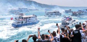 Beşiktaş'ın şampiyonluk kutlamalarında taraftara ve tekne turuna izin çıkmadı