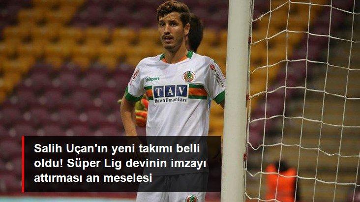 Salih Uçan ın yeni takımı belli oldu! Süper Lig devinin imzayı attırması an meselesi