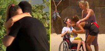 İnisiyatifini kullanan Acun Ilıcalı, oyunu kaybeden Aleyna Kalaycıoğlu'na ailesiyle görüşme hakkı verdi