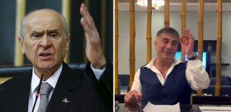 MHP lideri Bahçeli'den Sedat Peker sözleri: Biz mafyadan anlamayız, biz mafyayı tanımayız