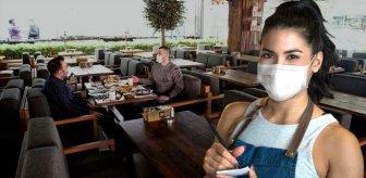 Sektör temsilcileri, normalleşmede kafe ve restoranlar için Avrupa modeli istiyor