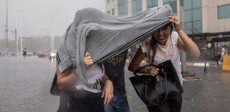 İstanbullular dikkat! Meteoroloji uyardı, öğleden sonra kuvvetli yağış geliyor