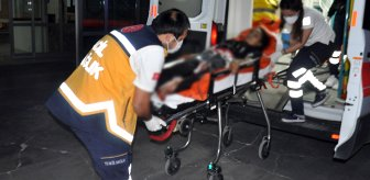 Kendisini vurduğunu söyleyen kadının, eşi tarafından kazayla yaralandığı ortaya çıktı