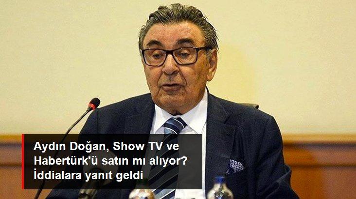 Doğan ailesi, Habertürk ve Show TV'yi satın alacağına yönelik iddiaları yalanladı