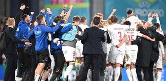 Avrupa Şampiyonası tarihinde bir ilki başardılar! Son 16'da Danimarka'ya tanıdık rakip