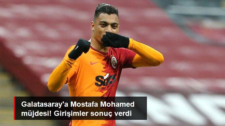 Galatasaray a Mostafa Mohamed müjdesi! Girişimler sonuç verdi