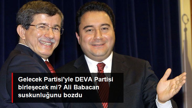 Gelecek Partisiyle DEVA Partisi birleşecek mi? Ali Babacan yanıt verdi: Söylentilerin tamamı boş