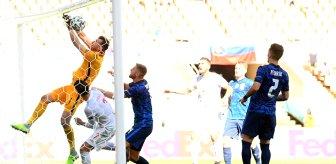EURO 2020'de akılalmaz gol! Sosyal medya, kendi ağlarını sarsan kaleciyi konuşuyor