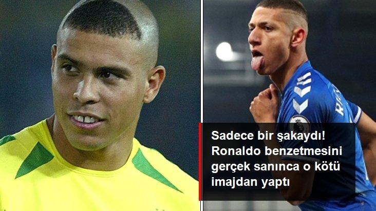 Sadece bir şakaydı! Ronaldo benzetmesini gerçek sanınca o kötü imajdan yaptı