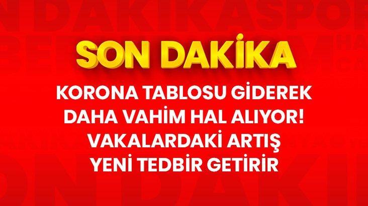 Son Dakika: Türkiyede 25 Temmuz günü koronavirüs nedeniyle 55 kişi vefat etti, 14 bin 230 yeni vaka tespit edildi