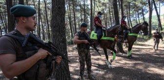 Son Dakika! Yangınla mücadele kapsamında İstanbul genelinde ormanlara giriş yasaklandı