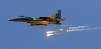 ABD'den DEAŞ-Horasan terör örgütüne misilleme! Havadan saldırı düzenlendi