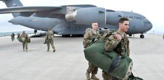 ABD, Afganistan'dan tamamen çekildi! Taliban havaya ateş ederek kutlama yapıyor