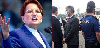 CHP'li başkanın Erdoğan protestosu Meral Akşener'i kızdırdı: Yakışmadı