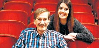 Ferhan Şensoy'un hamile kızından babasına yürek burkan veda: Göklere uçtu