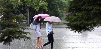 Meteoroloji gün verip uyardı! Tam 41 kente kuvvetli yağış geliyor