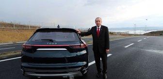Merakla bekleniyordu! Cumhurbaşkanı Erdoğan elektrikli yerli otomobille ilgili tarih verdi