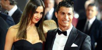 Ronaldo'nun eski aşkı sınır tanımadı! Irina Shayk'tan 'Yok artık' dedirten cesur poz
