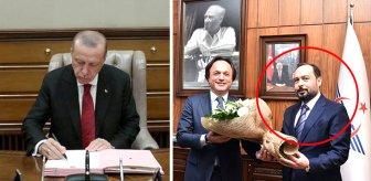 Cumhurbaşkanı Erdoğan'ın imzasıyla oturduğu koltukta 10 gün kalabildi