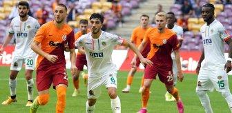 Aslan, Süper Lig'de kayıp! Galatasaray, Alanya karşısında ilki yaşadı