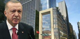 Dünyanın gözü bu açılışta! ABD'deki törene Cumhurbaşkanı Erdoğan da katılacak