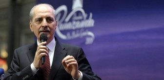 AK Partili Numan Kurtulmuş'tan Z kuşağı çıkışı! Partisinin anketlerdeki sıralamasını verdi