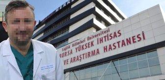 Devlet hastanesinde profesörden utandıran hareket! Suçüstü yakalanıp tutuklandı