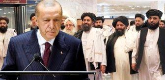 Erdoğan'ın konuşmasıyla damga vurduğu zirveye, Taliban'dan dikkat çeken mektup