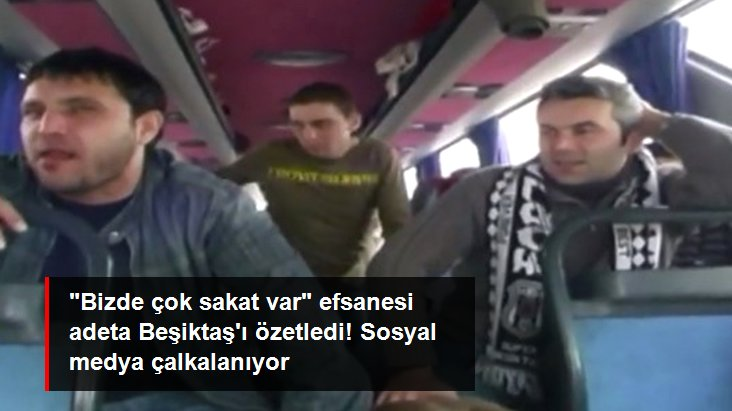 Bizde çok sakat var  efsanesi adeta Beşiktaş ı özetledi! Sosyal medya çalkalanıyor