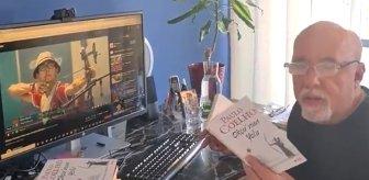 Büyük onur! Dünyaca ünlü yazar, kitabını Mete Gazoz'a adadı