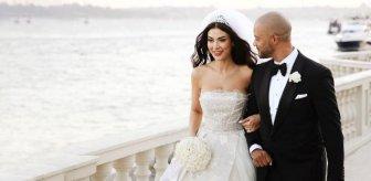 Ünlü şarkıcı, Amerikalı iş adamıyla dünyaevine girdi! Çırağan'daki düğün dillere destandı
