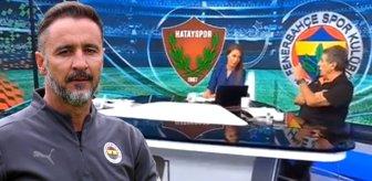 A Spor yorumcusunun, Vitor Pereira için kullandığı ifade taraftarı çıldırttı: Özür dile