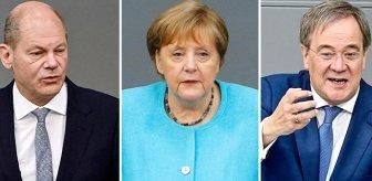 Almanya'daki seçimlerin galibi belli oldu! Merkel'in veliahtı