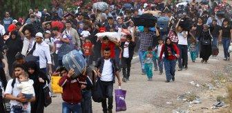 Suriye'den mültecilere