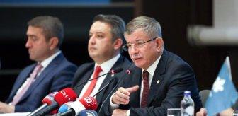 Kürt sorunu tartışmalarına Davutoğlu'ndan yeni yorum: Sadece HDP muhatap alınmamalı
