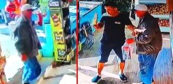 Sosyal medya bu videoyu konuşuyor! Markete girerken yaptığı hareket, esnafı da mahcup etti