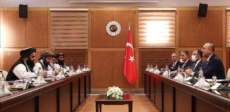 Gözlerden kaçmadı! Taliban'ın Türkiye ziyaretinde dikkat çeken ayrıntı