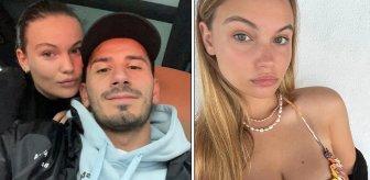 Oğuzhan'ın güzel sevgilisinin cesur pozları sosyal medyayı salladı