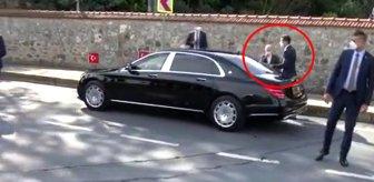 Cumhurbaşkanı Erdoğan, tesadüfen görüp onun için konvoyunu durdurdu