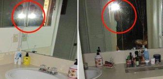 Satılık evin banyosunda video çeken emlakçı, gördüğü manzara karşısında şaşkına uğradı