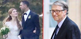 Bill Gates'e Müslüman damat! Önce imam nikahı kıydılar sonra düğün yaptılar