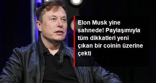 Elon Musk yine sahnede! Yaptığı paylaşımla dikkatleri Hamster Coin'e çekti