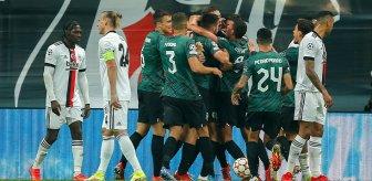 Dolmabahçe'de büyük yıkım! Beşiktaş, Şampiyonlar Ligi'nde puan hasretine son veremedi