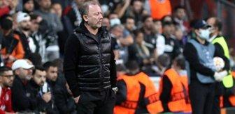 Farklı Sporting mağlubiyeti sonrası Sergen Yalçın: Çıkarılacak ders yok, şans