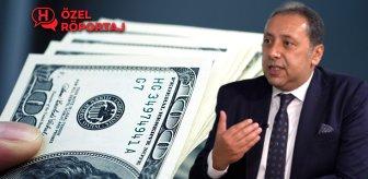 Dolar 10 lirayı aşar mı? Ünlü ekonomistten Haberler.com'a dobra açıklamalar