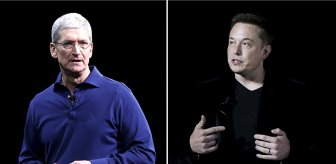 Apple CEO'su Tim Cook İstanbul paylaşımı yaptı, Elon Musk dalga geçti